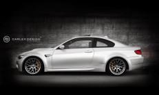 Carlex Design BMW M3 E92