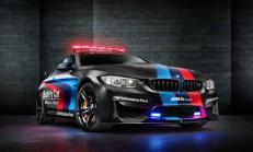 MotoGP 2015 Sezonu Güvenlik Aracı BMW M4 Tanıtıldı