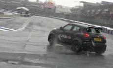 Nissan Juke R ile Kar Altında Drift