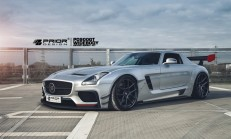 Prior Design Mercedes SLS AMG PD900GT
