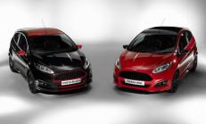 Yeni Ford Fiesta 1.0 EcoBoost 140 PS Red-Black Türkiye Fiyatı Açıklandı
