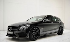 2014 Mercedes C Serisi Estate İçin Brabus Modifiye Kiti Yayınlandı