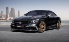 2015 Brabus 850 6.0 Biturbo Coupe: Mercedes S63 AMG Coupe