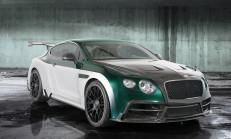 Mansory 'den 1000 Beygirlik Bentley Continental GT