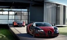 2015 Yeni Bugatti Veyron Grand Sport Vitesse La Finale Tanıtıldı