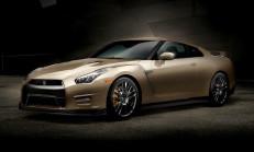 """2016 Nissan GT-R, """"Gold Edition"""" Sınırlı Sayıda Geliyor"""