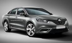 Latitude 'ün Varisi 2016 Renault Atalans Mı Olacak?