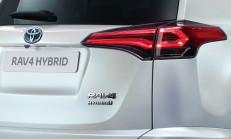 2016 Yeni Toyota RAV4 Hibrit Geliyor
