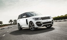 ARES Tuning Range Rover Powerkit