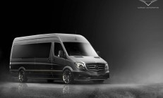 Carlex Design Mercedes Sprinter VIP