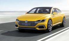 Volkswagen Sport Coupe GTE, Yeni CC 'ye Yol Açıyor