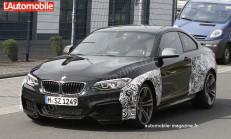 Yeni BMW M2 Casus Kameralara Yakalandı