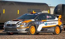 2015 Subaru WRX STI Rallycross Yarışa Hazır