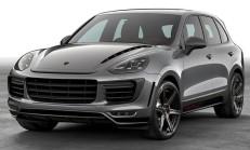 2015 TopCar Porsche Cayenne Bodykit'i Yayınlandı