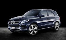 2016 Yeni Mercedes-Benz GLE Geliyor