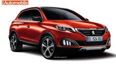 2016 Yeni Kasa Peugeot 3008 Göz Kırptı
