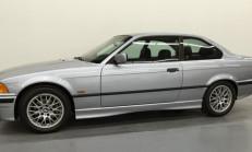 Dünyanın En Temiz BMW 323is Coupe E36'sından Birisine Bakıyorsunuz