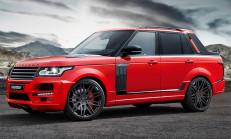 StarTech'ten Pickup Range Rover Açılımı