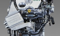 Toyota Auris 'e Turbo Benzinli Motor Desteği