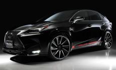 Wald International 2015 Lexus NX Black Bison
