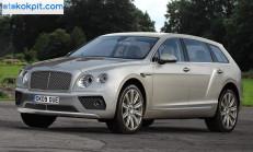 2016 Yeni Bentley Bentayga Geliyor