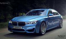 2016 Yeni BMW M7 Geliyor