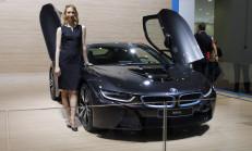 2015 İstanbul Auto Show BMW Standı