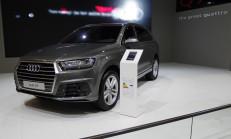 2015 İstanbul Auto Show Audi Standı