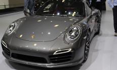 2015 İstanbul Auto Show Porsche Standı