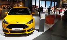 2015 İstanbul Auto Show Ford Standı