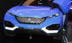 2015 İstanbul Auto Show Peugeot Standı