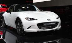 2015 İstanbul Auto Show Mazda Standı