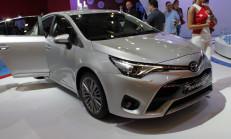 2015 İstanbul Auto Show Toyota Standı