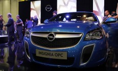 2015 İstanbul Auto Show Opel Standı
