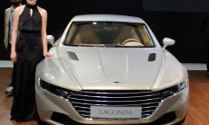 2015 İstanbul Auto Show Aston Martin Standı