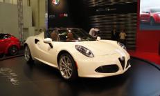 2015 İstanbul Auto Show Alfa Romeo Standı
