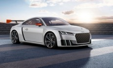 591 Beygirlik Audi TT Clubsport Concept Tanıtıldı