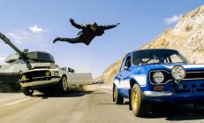 Hızlı ve Öfkeli Film Serisindeki Bütün Araç Kazalarını İzleyelim