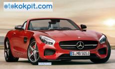 Sırada Mercedes-AMG GT Roadster Var