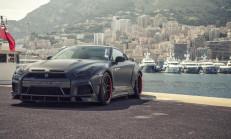 Prior-Design Godzilla Nissan GT-R