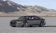 Yeni Kasa Audi A8 Çalışmaları Sürüyor