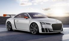 2015 Audi TT Clubsport Turbo Kükremeleri Sizi Mest Edecek