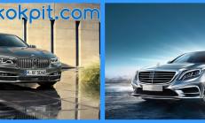 Peki Şimdi Hangisi İyi? Yeni BMW 7-Mercedes S