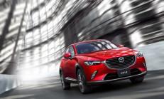 2015 Yeni Mazda CX-3 Teknik Özellikleri ve Türkiye Fiyatı