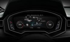 Makyajlanacak Audi A3'e Yeni Gösterge Paneli
