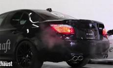 E60 Kasa BMW M5 Hastaları Bu Video Sizler İçin