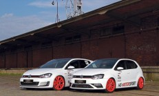 HG-Motorsport Volkswagen Golf GTI ve Polo GTI'a El Attı
