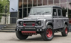 Kahn Design 2015 Land Rover Defender 110