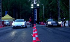 Porsche 911 Turboların Drag Savaşı