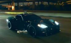 Son Asfalt Bükücü: 2400 BG Twin Turbo Corvette